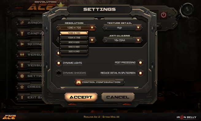 网页游戏交互界面设计
